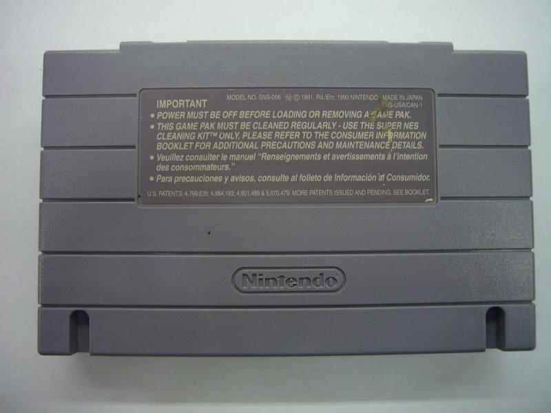 NINTENDO Nintendo SNES Game NBA JAM SNES