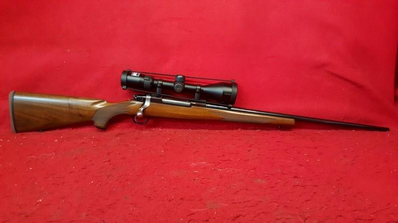 Ruger M77 Hawkeye 270 win - NIKON PROSTAFF 3-9X40