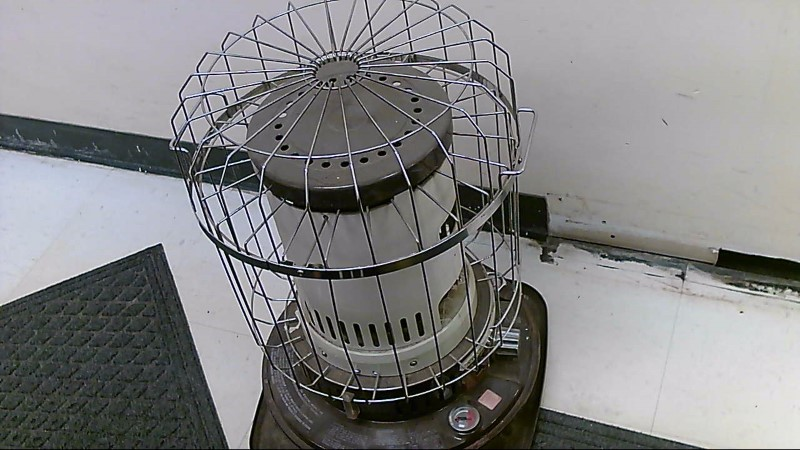 ROBESON EARLY AMERICAN HEATER WICK STYLE