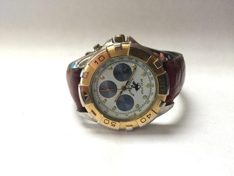BEVERLY HILLS POLO CLUB Gent's Wristwatch 364