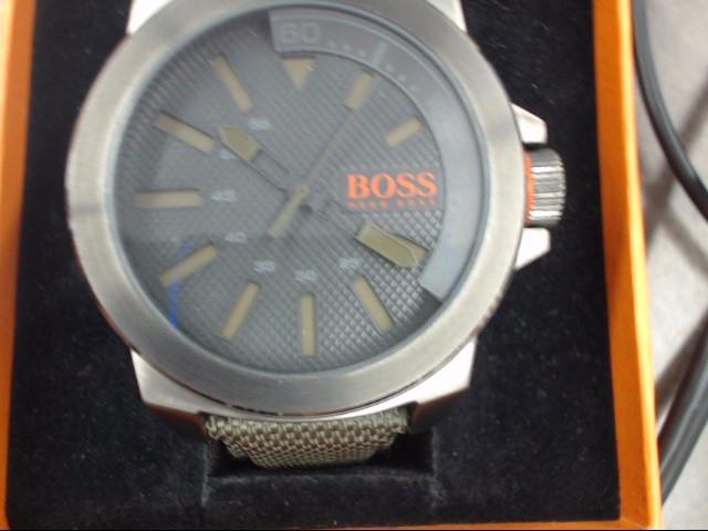 HUGO BOSS Gent's Wristwatch HB.221.1.34.2626 HB.221.1.34.2626