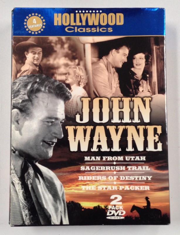 JOHN WAYNE DVD BOX SET HOLLYWOOD CLASSICS