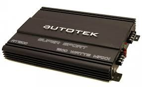 AUTOTEK Car Amplifier AT1500