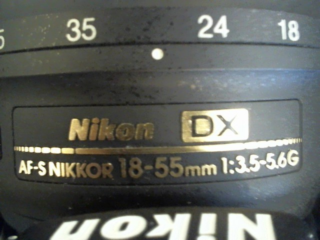 NIKON Digital Camera D3100