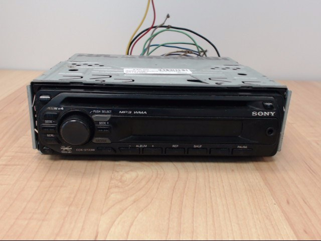 SONY Car Audio CDX-GT23W