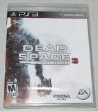 SONY Sony PlayStation 3 Game DEAD SPACE 3