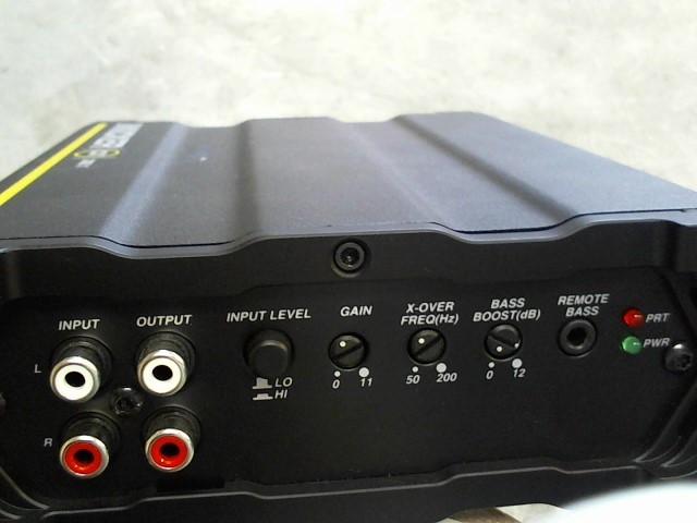 KICKER Car Amplifier CX300.1 AMP