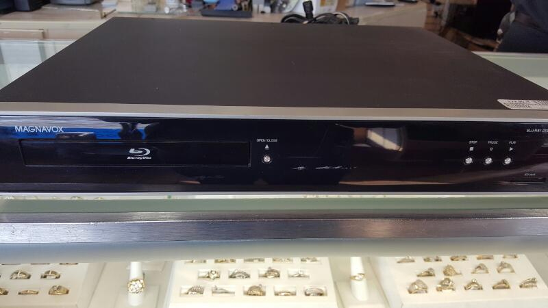 MAGNAVOX DVD Player NB500MG9