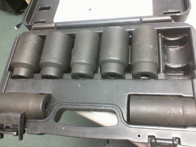 MATCO TOOLS Sockets/Ratchet AXL4548