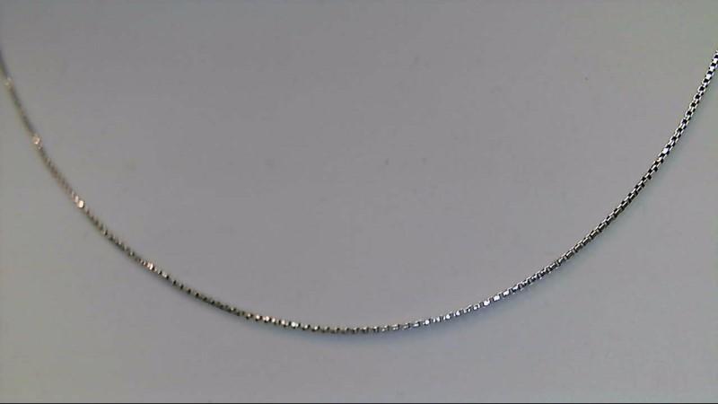 Silver Chain 925 Silver 0.9g