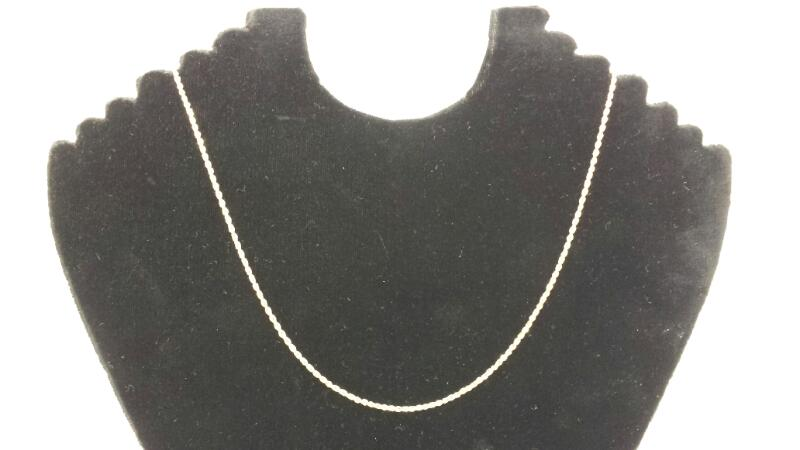 14k Yellow Gold Chain 20""