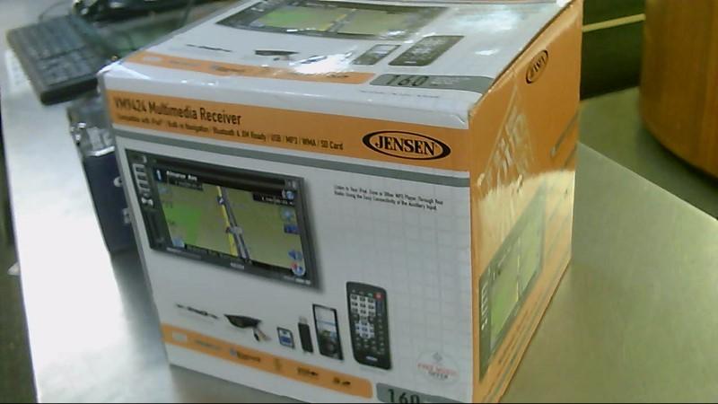 JENSEN Car Audio VM9424