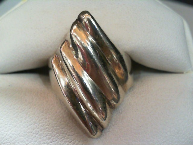 Lady's Silver Ring 925 Silver 11.2g