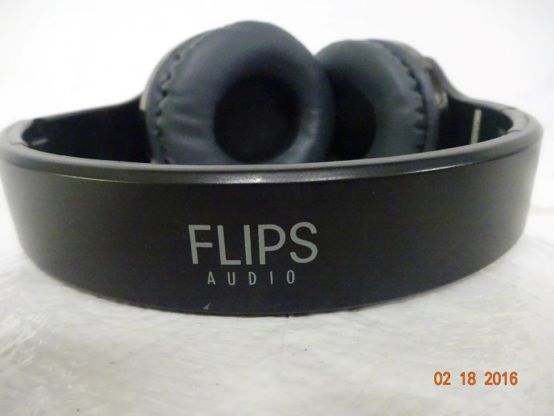 FLIPS AUDIO Headphones HEADPHONES