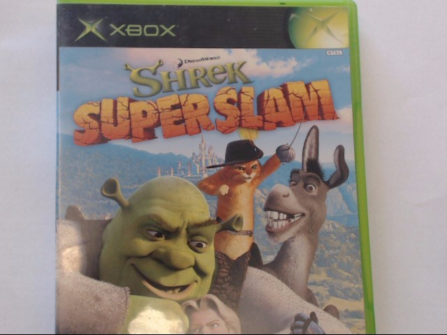 XBOX - SHREK SUPER SLAM