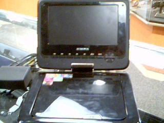 AUDIOVOX Portable DVD Player DS7321