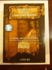 DVD MOVIE DVD MYSTERIES OF THE ANCIENT WORLD