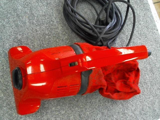 DIRT DEVIL Vacuum Cleaner 103 HOUSEHOLD TYPE