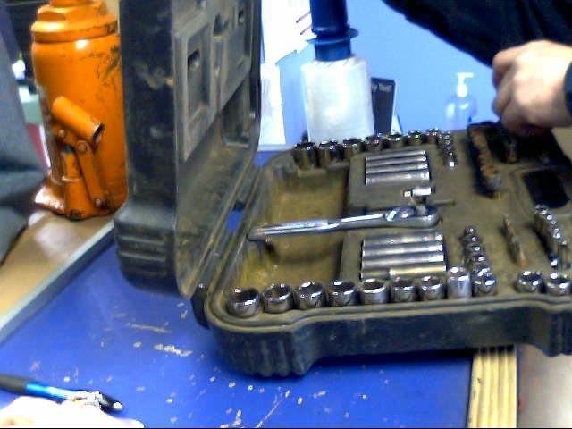 CRAFTSMAN Hand Tool 104 PIECE MECHANICS TOOL SET