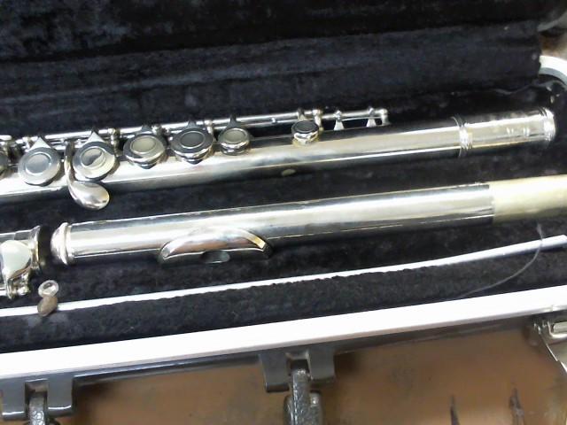 BUNDY Flute SELMER FLUTE