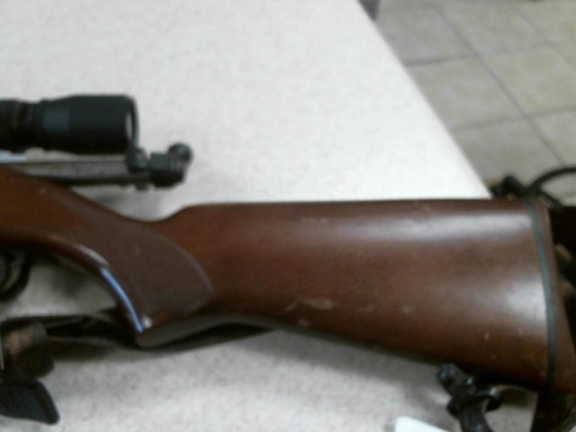 SAVAGE ARMS Rifle MODEL 10