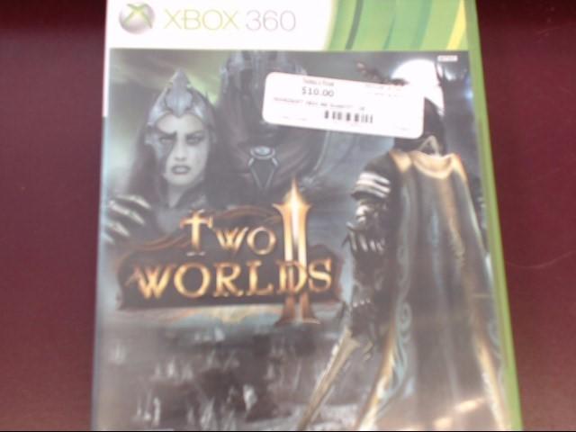 MICROSOFT Microsoft XBOX 360 Game TWO WORLDS 2