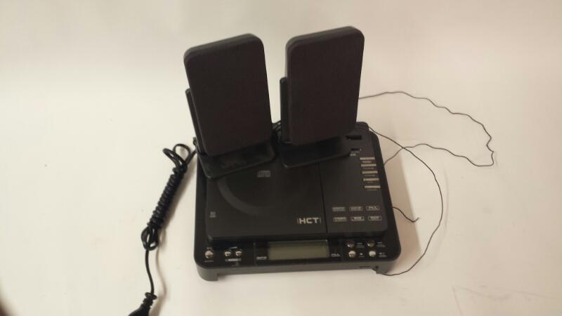 HCT CD Player & Recorder HAM-500