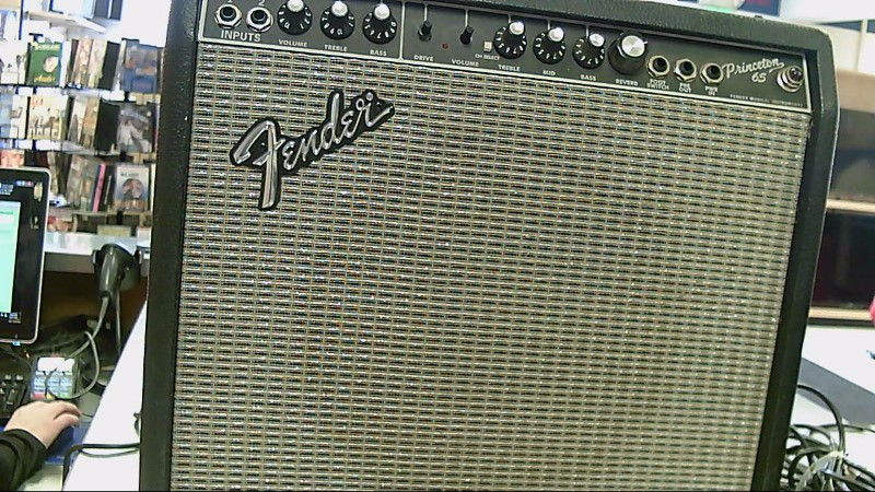FENDER GUITAR AMP PRINCETON 65