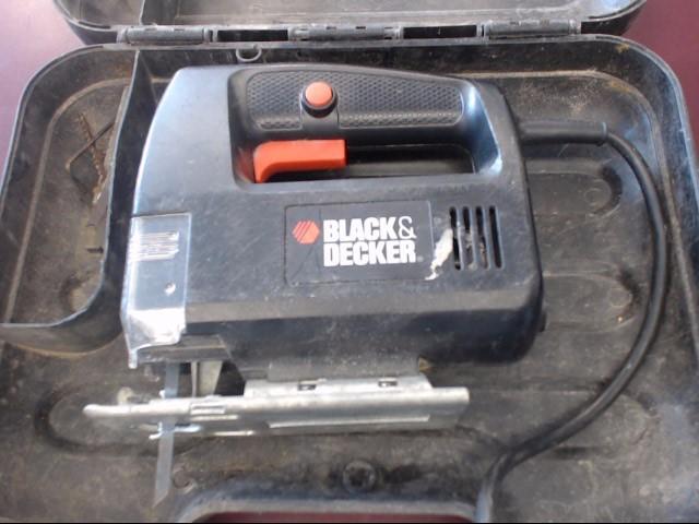 BLACK & DECKER Jig Saw 7550
