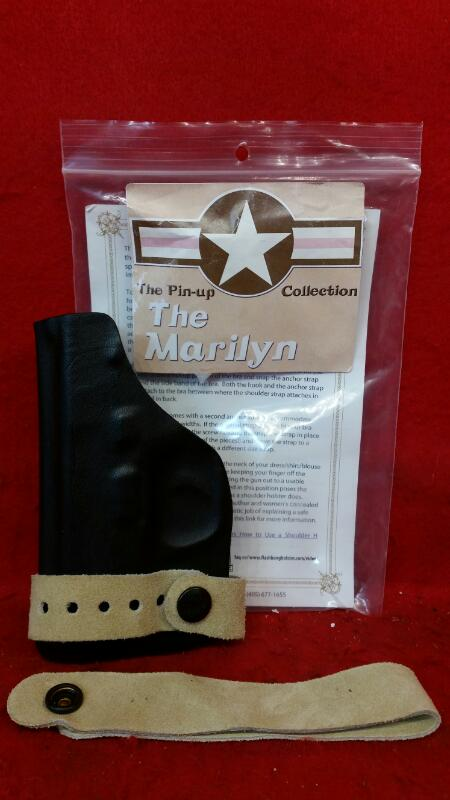 THE PINUP COLLECTION Holster THE MARILYN