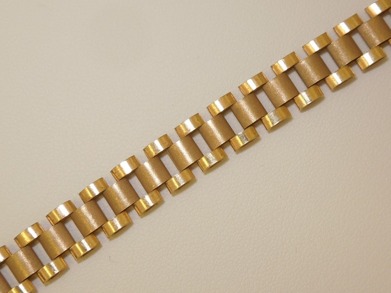 Gold Bracelet 10K Yellow Gold 9.7g