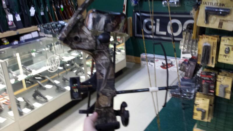 Martin Archery Trophy Hunter XTR Bow