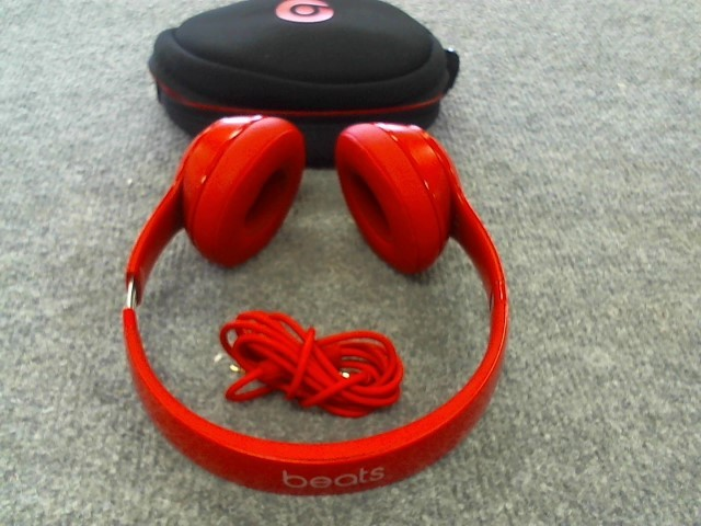 BEATS AUDIO Headphones SOLO
