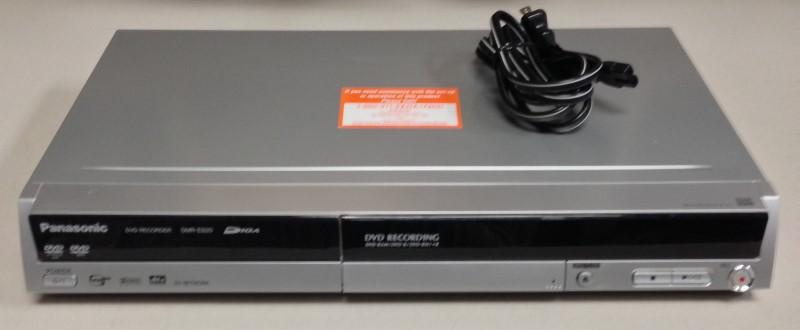 DMR-ES20 Progressive Scan DVD Player & Recorder