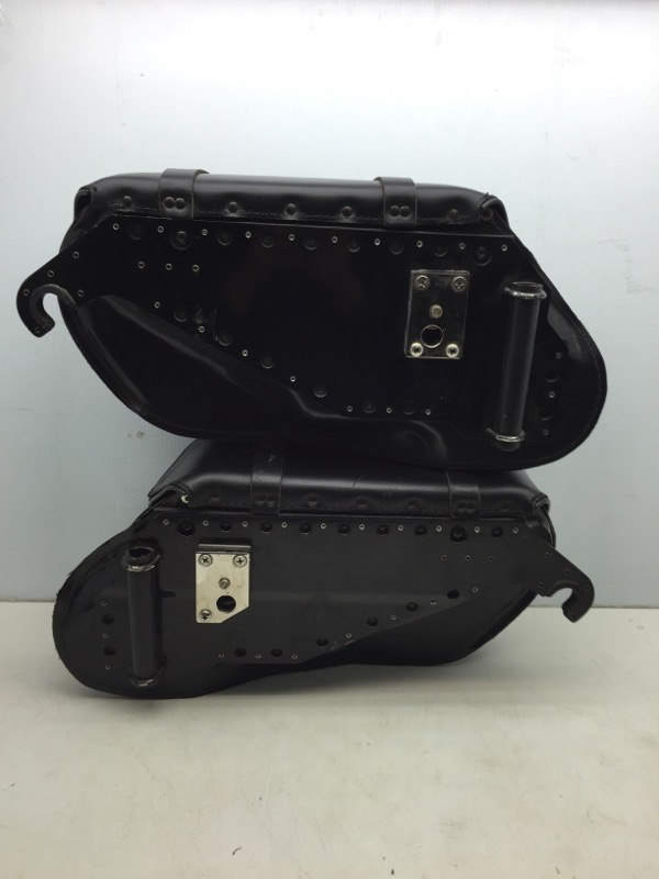 ALL AMERICAN RIDER Motorcycle Part SADDLE BAGS
