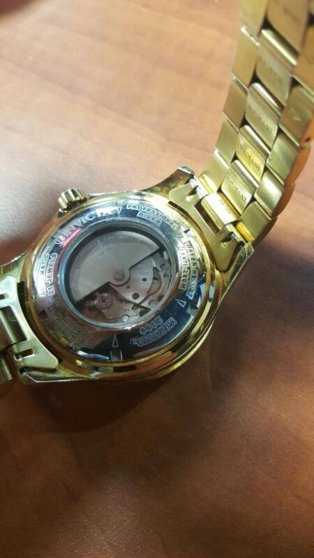 INVICTA Gent's Wristwatch 2306