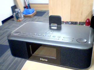 IHOME IPOD/MP3 Accessory ID95