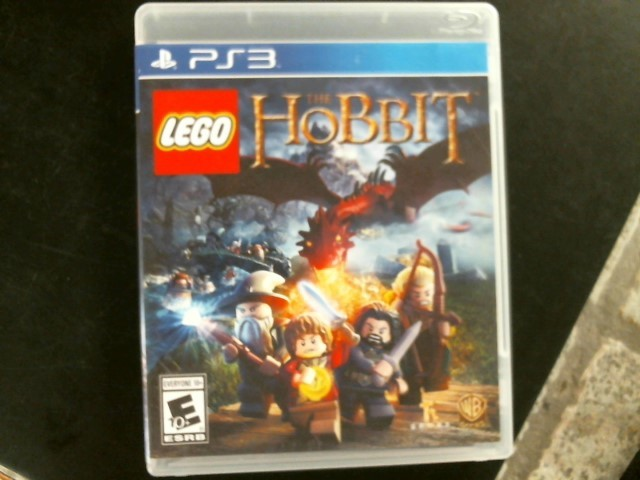 SONY Sony PlayStation 3 Game LEGO THE HOBBIT