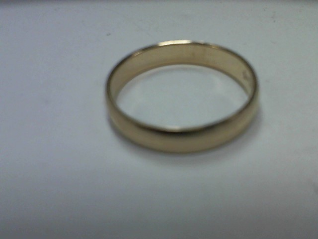 Gent's Gold Ring 10K Yellow Gold 1.6dwt