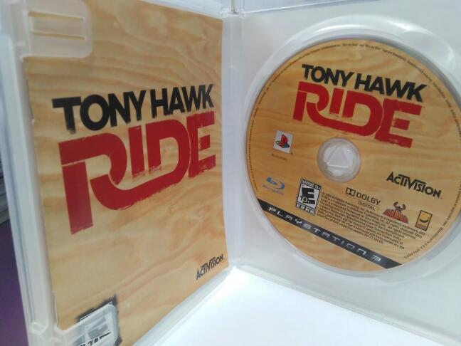 TONY HAWK RIDE GAME ONLY PS3