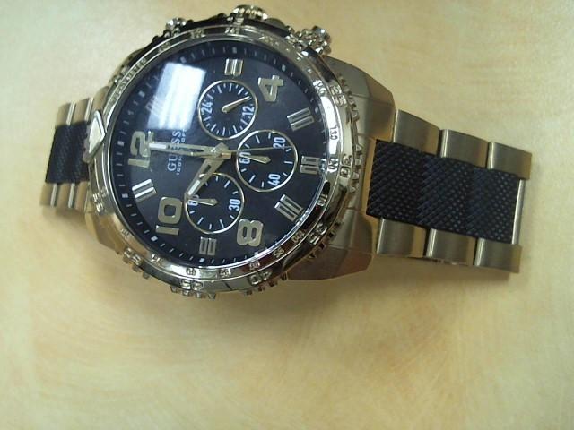 GUESS Gent's Wristwatch U058G4 U058G4