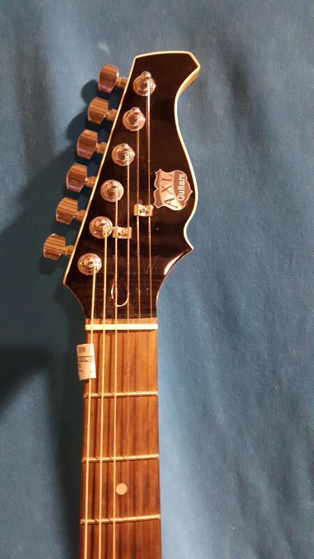 AXL Electric Guitar ELEC GUITAR