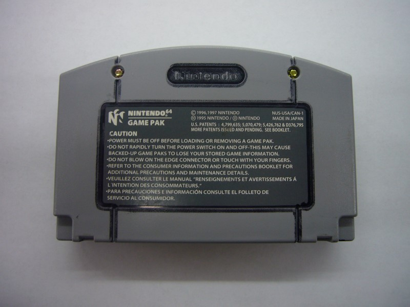 STARCRAFT N64 *CARTRIDGE ONLY*