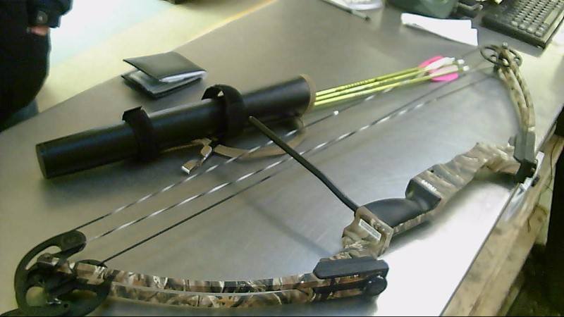 GENESIS ARCHERY Bow LOST CAMMO EDITION