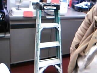 WERNER LADDER Ladder 4FT STEP LADDER