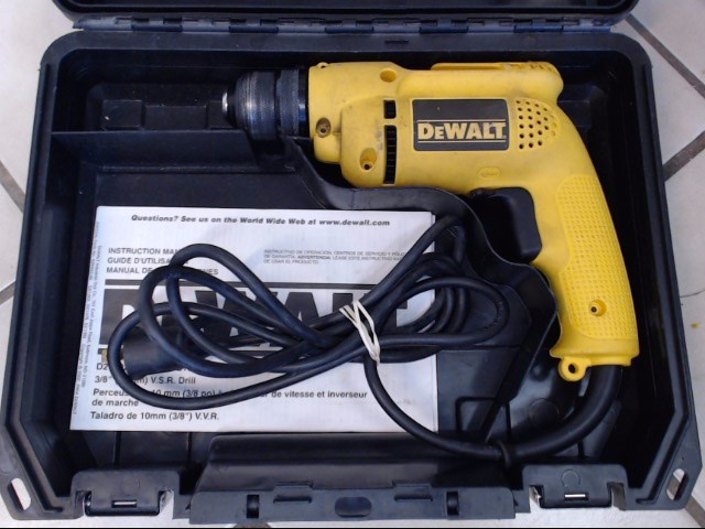 DEWALT Corded Drill D21008
