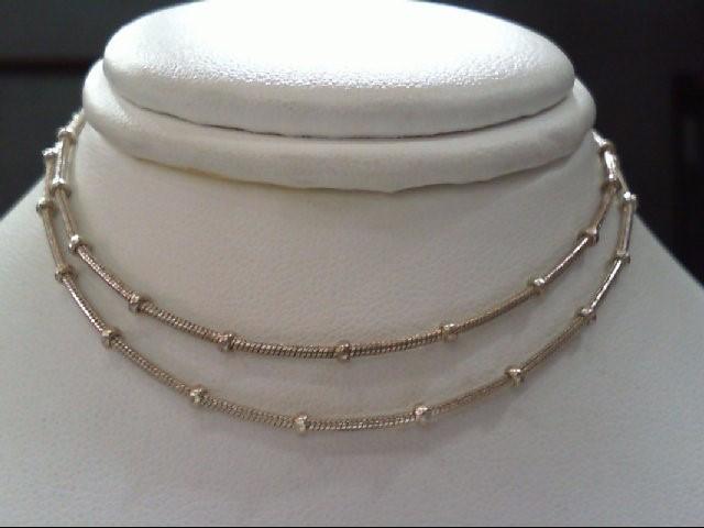 Silver Fashion Chain 925 Silver 4g