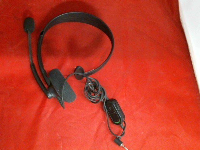 Video Game Accessory XBOX 360 HEADSET