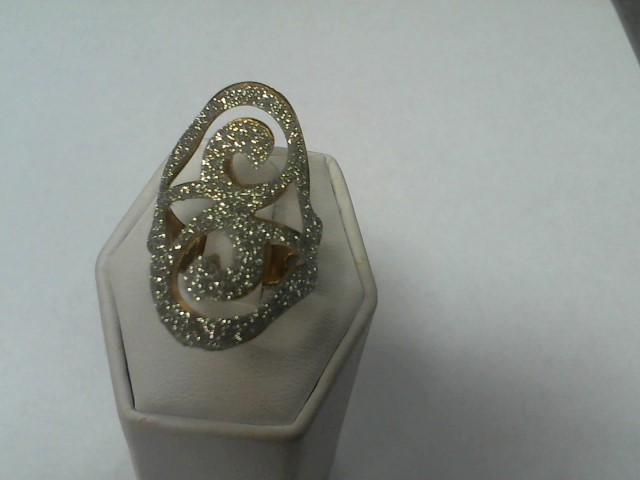 Lady's Ring Copper 4.6g