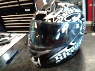 SPEED AND STRENGTH Motorcycle Helmet FF344-1